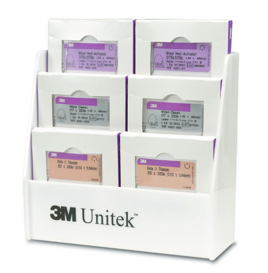 Unitek™ Nitinol Heat-Activated Archwire